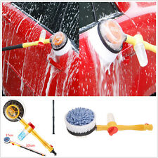 Multifunction Automatic Washing Car Wash Water Flow Foam Brush Cleaning Care Kit