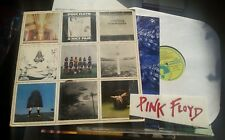 Pink Floyd A Nice Pair PLUS bonus fan sticker! 2 lp '73 harvest sabb11257 double