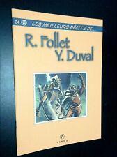 Les meilleurs récits de Follet Duval 750 ex Hibou ETAT NEUF N° 24