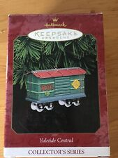 Rare Great Condition Hallmark Keepsake Ornament Collector'S Series Ornament Nbox