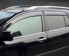 For Lexus RX300/330/350/400h/450h/ 16-19 Window Visor Sun Rain Shade 4 PCS