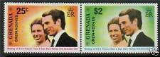 Elizabeth II (1952-Now) Royalty Grenadian Stamps (Pre-1974)