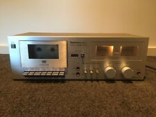 Vintage TECHNICS M6 mk3 Stereo cassette Deck - Not Working
