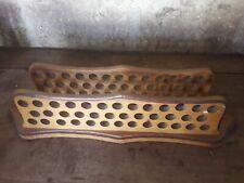 presentoir ancien bois porte cigares ou porte pipes à identifier