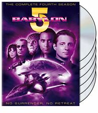 NEW - Babylon 5: Season 4 (Repackage)