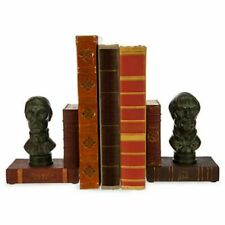 Disney Parks HAUNTED MANSION Bust BOOKENDS Set Of 2 NEW IN BOX!