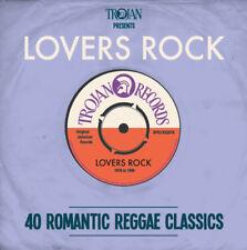 Trojan Records Presents Lovers Rock 2 CD Album 40 Romantic Reggae Classics