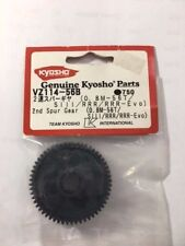 NEW 2nd Spur Gear suit SIII/RRR/RRR Evo Kyosho part #VZ114-56B