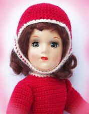 """BIG SALE"" Vintage 1930's Mary Hoyer Composition Doll 14"" GORGEOUS !!!"