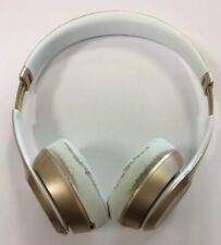 Beats Solo Wireless Over The Head Headphones, In Gold And White, BO534