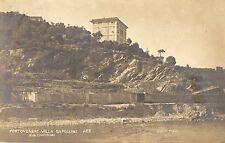 C000593  LA  SPEZIA  PORTOVENERE  VILLA  CAPELLINI   FOTOGRAFICA      VG   1916