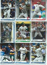 2019 Topps Update Baseball cards #1 thru #150 - Pick the ones you want !!