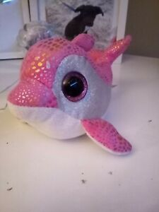 Original Limited Edition Beanie Boo 'Sparkles' The Dolphin