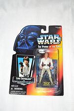 Kenner Star Wars Figure POTF Luke Skywalker short Saber action figure NEW