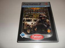 PlayStation 2  PS 2  SOCOM 3: U.S. Navy SEALs [Platinum]