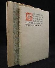 CUPID AND PSYCHE Apuleius MOSHER Fine Press LTD ED 1909 Fairy Tale ILLUS Book