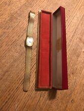 Turler by Omega vintage Gold Tone Ladies Watch Serial Number 1729 1