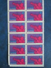 W.C. HANDY USPS  Stamps #1372  (12 stamps)