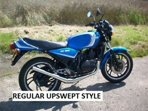 HIGGSPEED S/STEEL EXPANSION CHAMBER EXHAUST FOR YAMAHA RD350 LC   ALSO YPVS