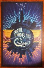 Earth Wind & Fire And Chicago, Target Center Minneapolis Minnesota Poster14�x22�