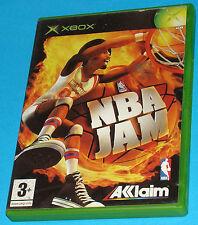 NBA Jam - Microsoft XBOX - PAL