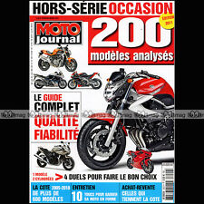 MOTO JOURNAL HS 3002 HORS SERIE ★ GUIDE D'ACHAT ★ SPECIAL OCCASIONS Edition 2011