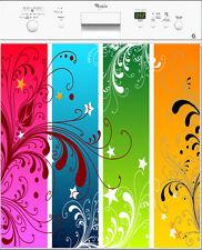 Adesivo lavastoviglie decocrazione cucina Multicolore 60x60cm ref 045