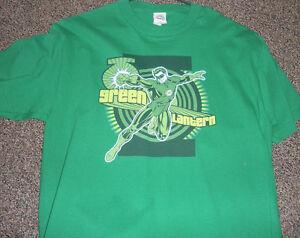 Green Lantern  - New Adult T-Shirt  Large (L)