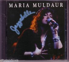 MARIA MULDAUR Jazzabelle 1993 Canada CD Weeping Willow Blues September Rain