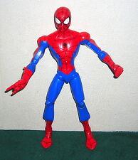 "MARVEL SPECTACULAR SPIDERMAN TALKING 12"" ACTION FIGURE"
