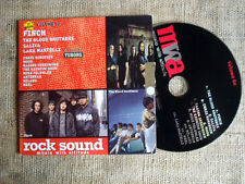 Rock Sound Volume 60 - CD  Lara Martelli, Finch, The blood brothers, Saliva