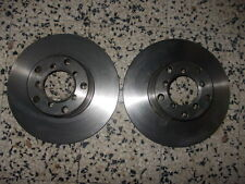 2 DISCHI FRENO ANTERIORI MERCEDES 230/6 250 CE 280 SE 300 SEL FRONT BRAKE DISCS