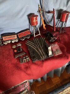 Vintage 1950's Mix & Match Lionel Train Set & Accessories