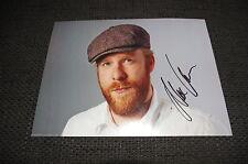 ALEX CLARE signed Autogramm auf 20x27 cm Foto InPerson LOOK
