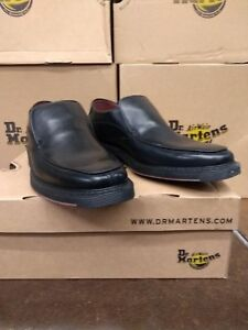 DR MARTENS IC34 BLACK LOAFER SIZE VARIOUS SIZES