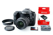 Canon EOS 50D 15.1MP Digital SLR Camera w/ Canon EF-S 18-55mm F/3.5-5.6 IS Lens