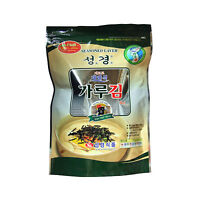 Korean Cut Seasoned Laver 70g, Noodle, Ramen, Bibimbap, Rice-cake soup, Onigiri
