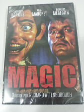 MAGIC - DVD CASTELLANO ENGLISH TERROR ANTHONY HOPKINS ATTENBOROUGH NEW NUEVA