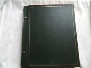 Interessante Sammlung Trachten im Steckbuch Weltweit (490)