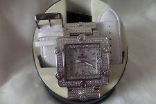MENS ICE MAXX DIAMOND BEZEL WATCH NEW IN A BOX