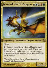 Scion of the Ur-Dragon - Foil Time Spiral , English NM