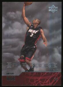 2003 Upper Deck Star Rookie #305 Dwyane Wade Miami Heat RC