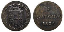 Italien Firenze Leopoldo II, Quattrino 1832