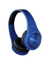 Genuine Pioneer Se-mx7-l Matte Blue Dynamic Stereo DJ Headphone 1 YR