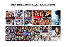 GREY'S GREYS ANATOMY Complete Collection 1-11 DVD Box Set All Seasons UK NEW R2