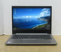 """Lenovo ThinkPad E490 20N9S18Y00 14"""" 1.6GHz Core i5-8265U 256GB SSD 8GB RAM No OS"""
