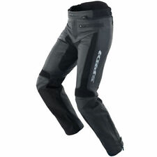 Leather Women's All Season Breathable Motorcycle Trousers