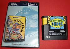 Megadrive 1 & 2 General Chaos [PAL] Sega *JRF*