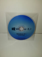 DVD - WINDOWS 8.1 PROFESSIONAL - 64 BIT FULL ITALIANO (32 BIT CHIEDERE)