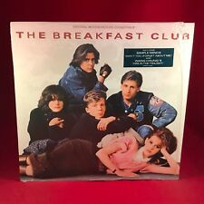 ORIGINAL SOUNDTRACK Breakfast Club UK LP VINYL LP RECORD FILM OST EXCELLENT COND